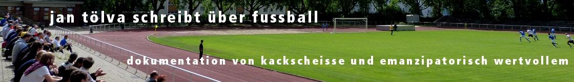 jan tölva schreibt über fussball